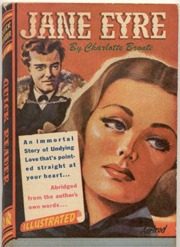 """This 1944 Royce Quick Reader edition boasts that it is """"abridged from the author's own words."""""""