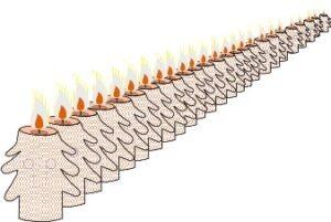 candlerow